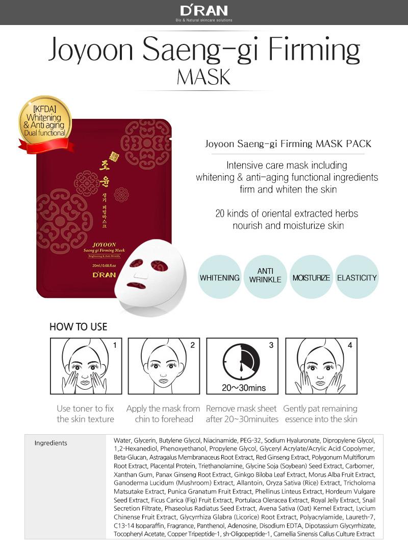 New-Joyoon-Saengi-Firming-Mask-d50-tab1
